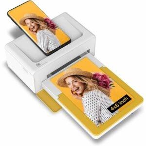 "The Best Photo Printer Option: Kodak Dock Plus 4x6"" Portable Instant Photo Printer"