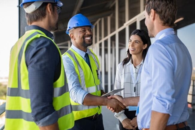 What is a Contractor Hire Subcontractors