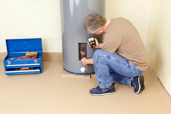 When to Replace a Water Heater Multiple Repairs