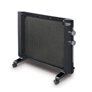 Best Energy Efficient Space Heater Option: De'Longhi Mica Thermic Panel Heater