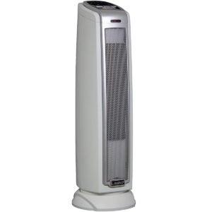 Best Energy Efficient Space Heater Option: Lasko 5775 Electric 1500W Ceramic Space Heater Tower