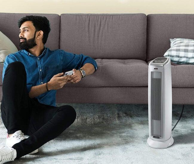 Best Energy Efficient Space Heater Options