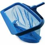 The Best Pool Supplies Option: Stargoods Pool Skimmer Net, Heavy Duty Leaf Rake