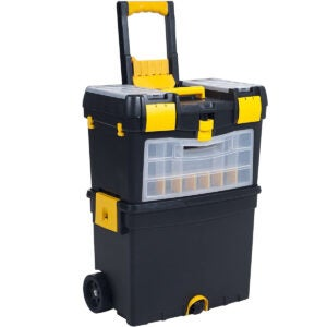 Best Portable Tool Box Options: Rolling Tool Box with Wheels