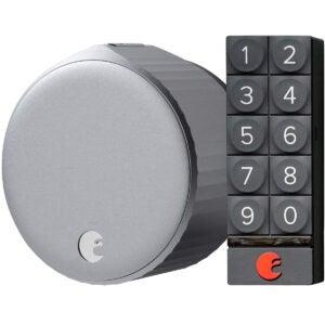 Best Smart Home Devices Option: August Wi-Fi Smart Lock (Newest Model 4th Gen)