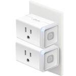 Best Smart Home Devices Option: Kasa Smart Plug HS103P2