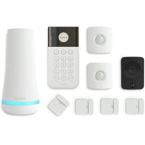 Best Smart Home Devices Option: SimpliSafe 9 Piece Wireless Home Security System