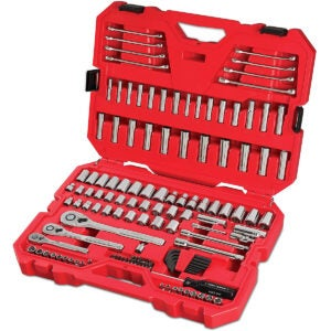 Best Tools Option: CRAFTSMAN Mechanics Tool Set