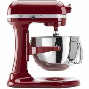 The Black Fiiday Appliance Deals Option: KitchenAid 6 Qt. Professional Bowl-Lift Stand Mixer