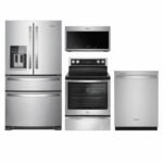 The Black Fiiday Appliance Deals Option: Whirlpool Refrigerator & Electric Range Suite