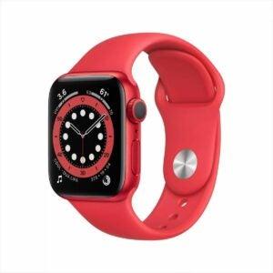 The Best Black Friday Deals Option: Apple Watch Series 6 GPS Aluminum