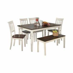The Black Friday Furniture Deals Option: Ashley Furniture Whitesburg Dining Table Set