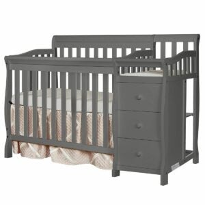 The Black Friday Furniture Deals Option: Dream On Me 4-in-1 Mini Convertible Crib and Changer
