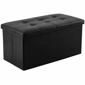 The Black Friday Furniture Deals Option: YOUDENOVA Folding Storage Ottoman