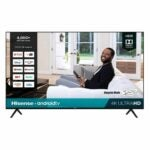 The Best Black Friday TV Deals Option: Hisense 75 inch Class LED 4K H65 Series Smart