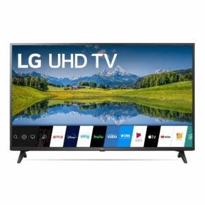 "The Best Black Friday TV Deals Option: LG 43"" Class 4K 2160P Smart TV"