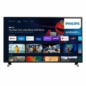 "The Best Black Friday TV Deals Option: Philips 65"" Class 4K Ultra HD Smart LED TV"