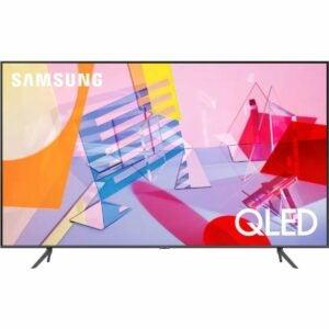 """The Best Black Friday TV Deals Option: Samsung 85"""" Class Q60T 4K Smart Tizen TV"""