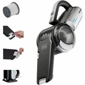 The Black Friday Vacuum Deals Option: BLACK+DECKER 20V Max Handheld Vacuum
