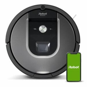 The Black Friday Vacuum Deals Option: iRobot Roomba 960 Auto Charging Robot Vacuum
