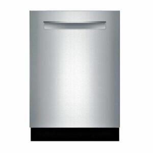 The Best Dishwasher Black Friday Option: Bosch 500 Series 24 in. Top Control Dishwasher