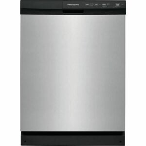 The Best Dishwasher Black Friday Option: Frigidaire 24 in. Front Control Built-In Dishwasher
