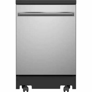 The Best Dishwasher Black Friday Option: GE 54-Decibel Portable Dishwasher