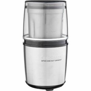 The Best Gifts for Bakers Option: Cuisinart SG-10 Electric Spice-and-Nut Grinder