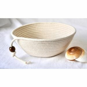 The Best Gifts for Bakers Option: Handmade Bread Proofing Basket