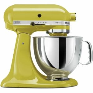 The Best Gifts for Bakers Option: KitchenAid KSM150PSPE Stand Mixer