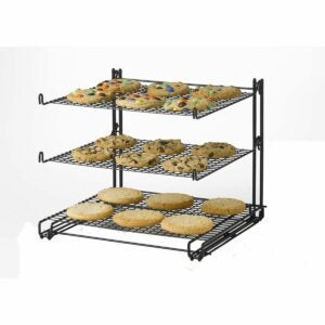 The Best Gifts for Bakers Option: Nifty Solutions BC4422 Nifty 3-Tier Cooling Rack