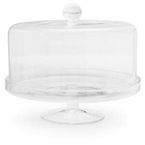 The Best Gifts for Bakers Option: Sur La Table Covered Cake Stand