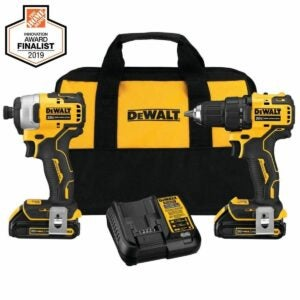 The Best Home Depot Black Friday Option: DEWALT ATOMIC Cordless Compact Drill Impact Combo Kit