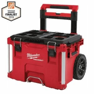 The Best Home Depot Black Friday Option: Milwaukee PACKOUT 22 in. Rolling Tool Box