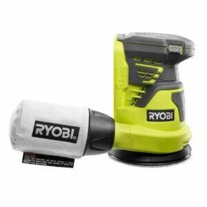 The Best Home Depot Black Friday Option: RYOBI ONE+ 18V Lithium-Ion Battery and Orbit Sander
