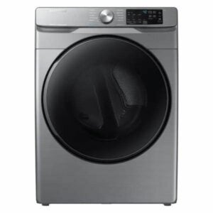 The Best Home Depot Black Friday Option: Samsung Platinum Electric Dryer with Steam