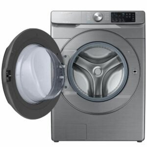 The Best Home Depot Black Friday Option: Samsung Platinum Front Load Washing Machine