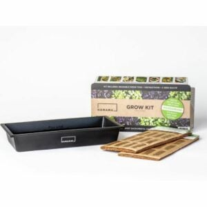 The Best Hostess Gifts Option: Home Microgreens Growing Kit