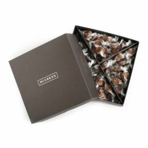 The Best Hostess Gifts Option: McCrea's Candies Handcrafted Caramel Box