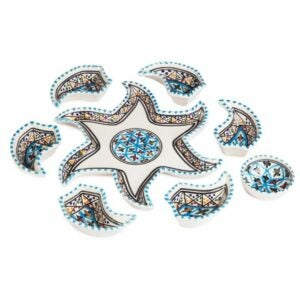 The Best Hostess Gifts Option: Star Dipping Set