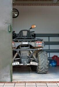 all terrain vehicle ATV apple airtags