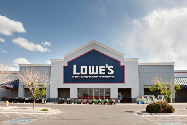 The Best Lowes Black Friday Option