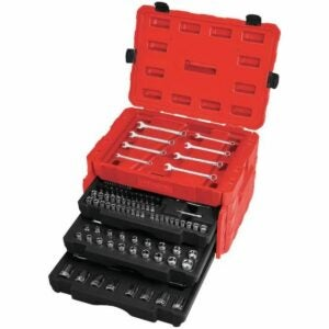 The Lowes Black Friday Option: CRAFTSMAN 232-Piece Standard and Metric Mechanics Tool Set