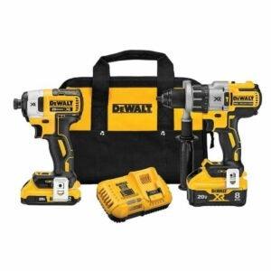 The Lowes Black Friday Option: DEWALT Power Detect XR 2-Tool Combo Kit