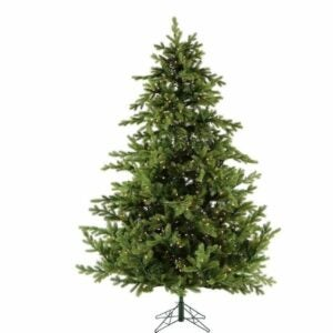 The Lowes Black Friday Option: Fraser Hill Farm 12-ft Foxtail Pine Pre-Lit Christmas Tree