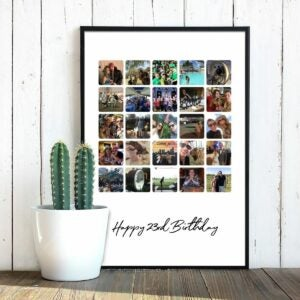 The Best Photo Gifts Option: Custom Photo Collage