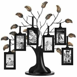 The Best Photo Gifts Option: Americanflat Family Tree with Hanging Picture Frames