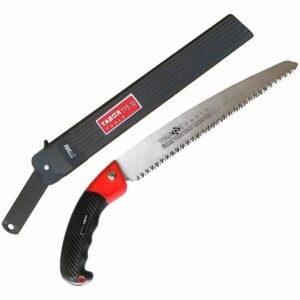 The Best Pruning Saw Option: TABOR TOOLS Pruning Saw with Sheath 10 Inch