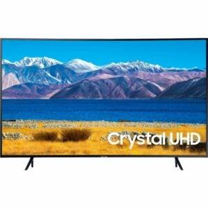 "The Best Samsung Black Friday Option: Samsung 65"" Class TU8300 Curved LED 4K TV"