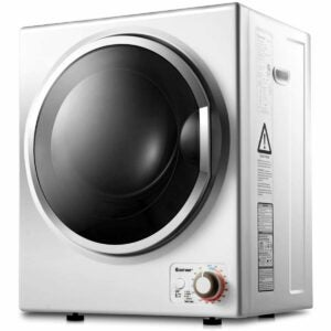 The Washer and Dryer Black Friday Option: COSTWAY Compact Laundry Dryer